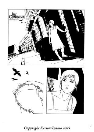 Histoire courte scénarisée par Sand Kerion et Leia Izamo