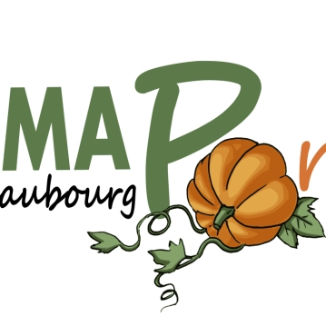 Logo réalisé pour l'AMAP de Châteaubourg (35) - 2014