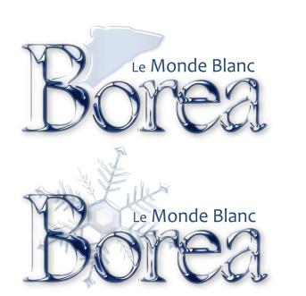 Logos de titre pour projet de webcomic (2013)